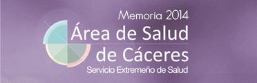 Memoria Área Salud PORTADA