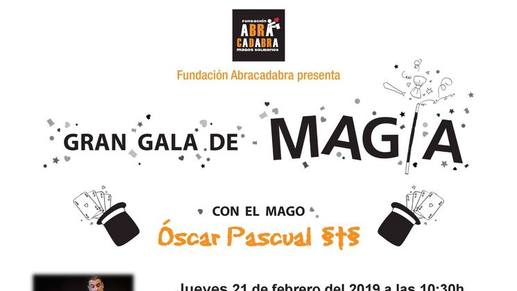 Cartel gala 21FEB19