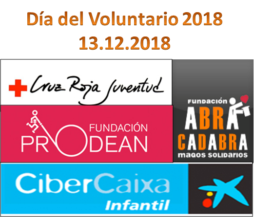 Día voluntario 2018